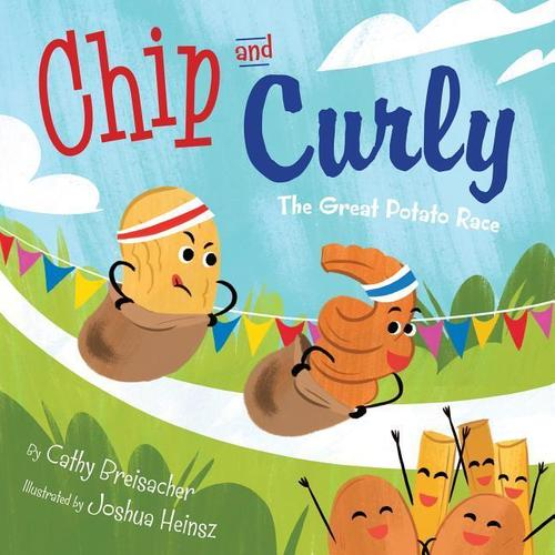 Chip and Curly book