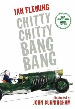 Chitty Chitty Bang Bang book
