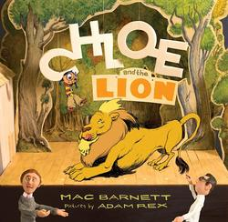 Chloe and the Lion book