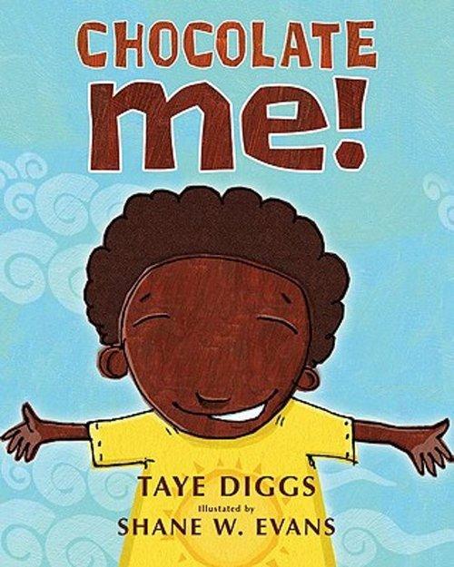 Chocolate Me! book