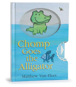 Chomp Goes the Alligator book