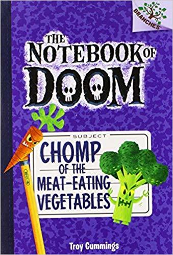 Chomp of the Meat-Eating Vegetables book