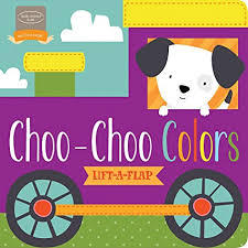 Choo-Choo Colors book