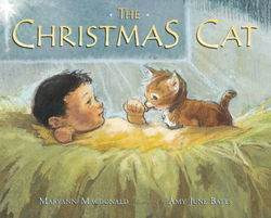 Christmas Cat book