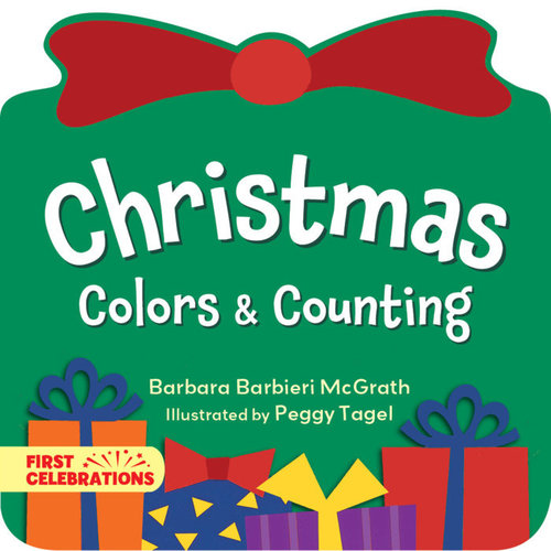 Christmas Colors & Counting book