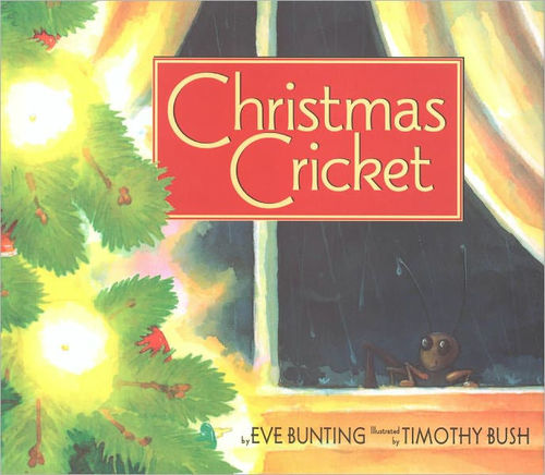 Christmas Cricket book