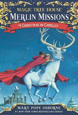 Christmas in Camelot book