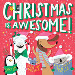 Christmas Is Awesome! (a Hello!lucky Book) book