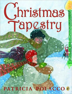 Christmas Tapestry book
