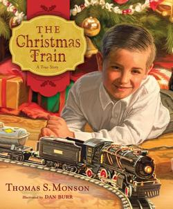 Christmas Train: A True Story book