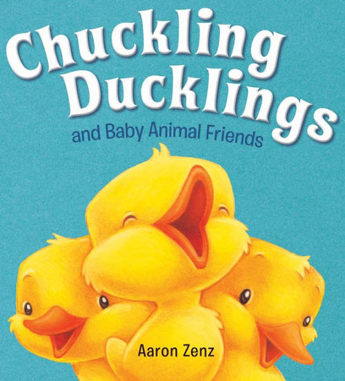 Chuckling Ducklings and Baby Animal Friends book
