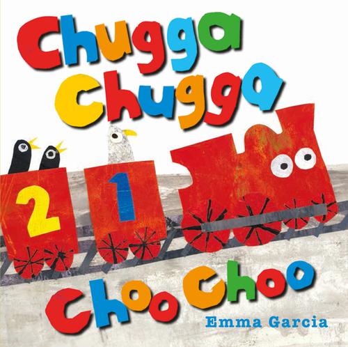 Chugga Chugga Choo Choo book