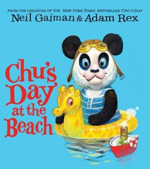 Chu's Day at the Beach book