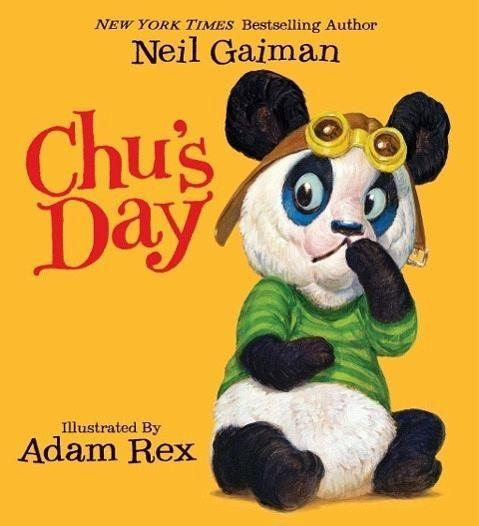 Chu's Day book