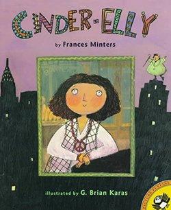 Cinder-Elly book