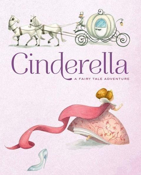 Cinderella-Rossi book