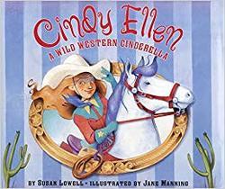 Cindy Ellen: A Wild Western Cinderella book