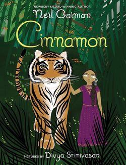 Cinnamon book