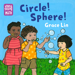 Circle! Sphere! book