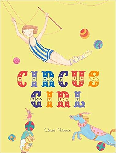 Circus Girl Book