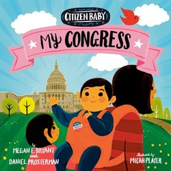 Citizen Baby: My Congress book
