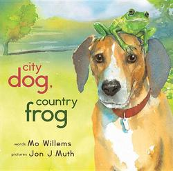 City Dog, Country Frog book