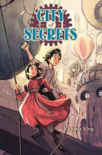 City of Secrets book
