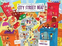 City Street Beat book