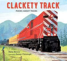Clackety Track book