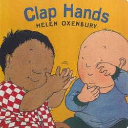 Clap Hands book