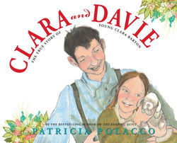 Clara and Davie book