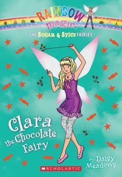 Clara the Chocolate Fairy book