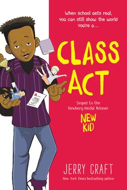 Class Act Book
