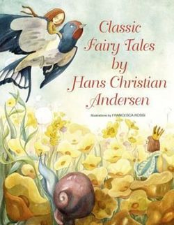 Classic Fairy Tales of H. C. Andersen book