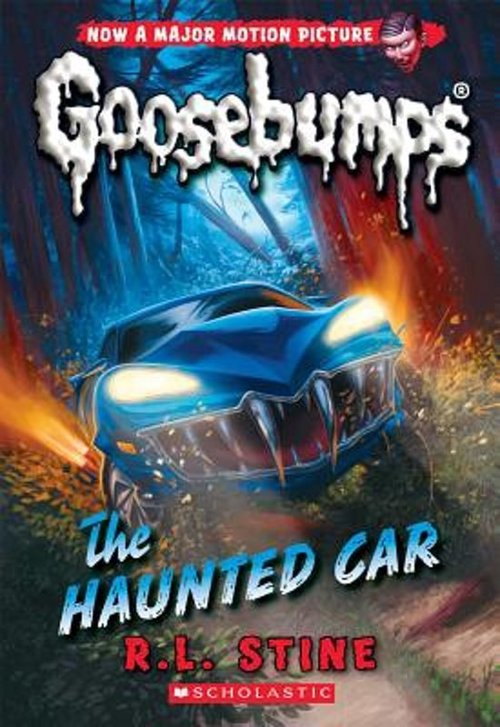 Classic Goosebumps #30: The Haunted Car book