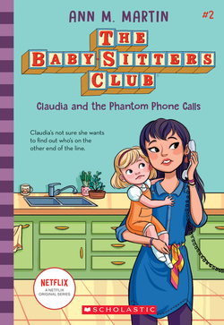 Claudia and the Phantom Phone Calls book