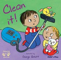 Clean It! book