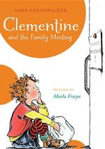 Clementine and the Family Meeting book