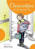 Clementine and the Spring Trip book