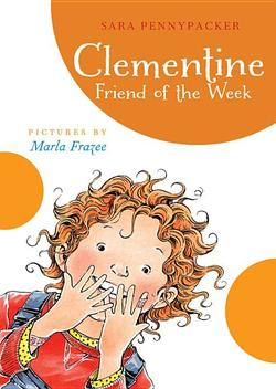 Clementine, Friend of the Week (a Clementine Book) book