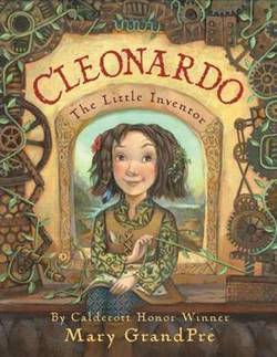 Cleonardo, the Little Inventor book