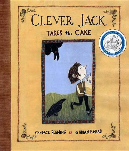Clever Jack Takes the Cake book