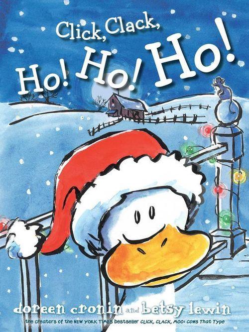 Click, Clack, Ho! Ho! Ho! book