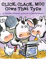 Click, Clack, Moo Cows That Type book