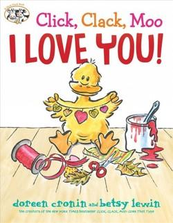 Click, Clack, Moo I Love You! book