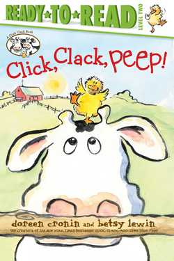 Click, Clack, Peep! book