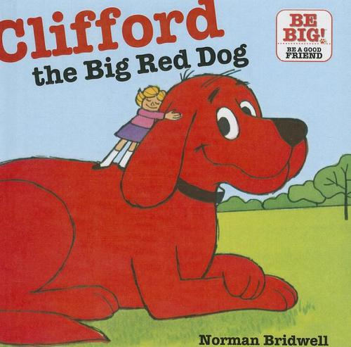 Clifford the Big Red Dog book