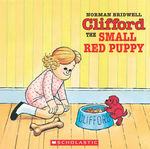Clifford, the Small Red Puppy book