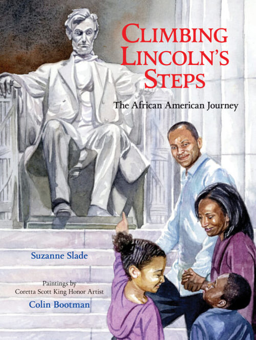 Climbing Lincoln's Steps book
