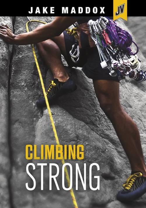 Climbing Strong book